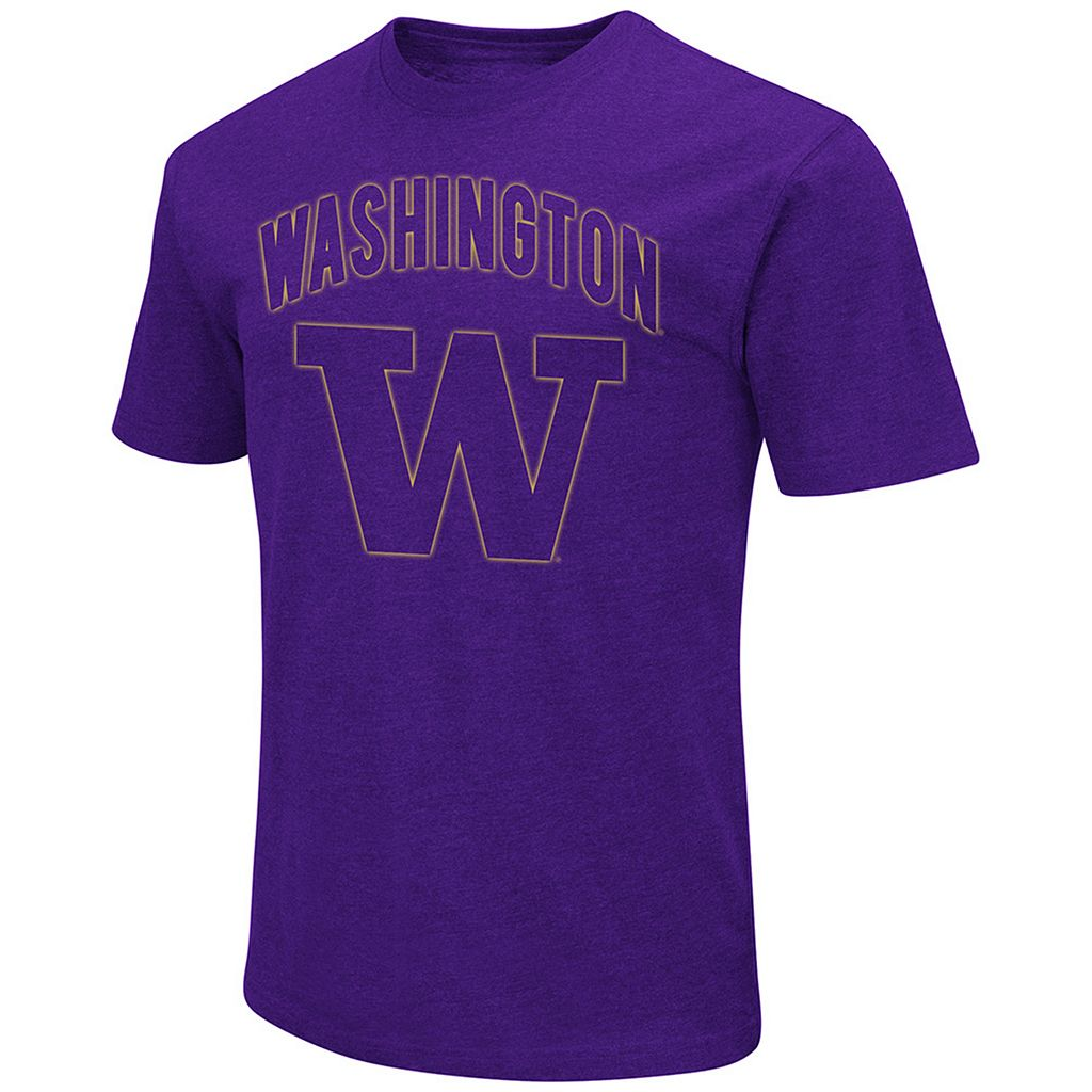 Men's Campus Heritage Washington Huskies Logo Tee