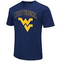Men's Campus Heritage West Virginia Mountaineers Logo Tee