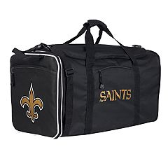 New Orleans Saints Steal Duffel Bag