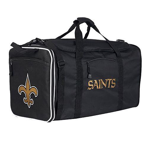New Orleans Saints Steal Duffel Bag