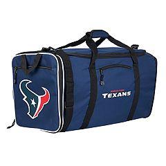 Houston Texans Steal Duffel Bag