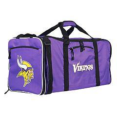 Minnesota Vikings Steal Duffel Bag