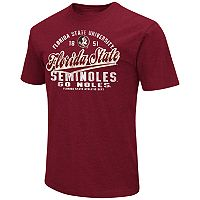 Men's Campus Heritage Florida State Seminoles Statement Tee