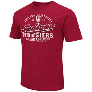 Men's Campus Heritage Indiana Hoosiers Statement Tee