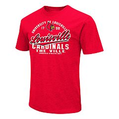 Men's Campus Heritage Louisville Cardinals Statement Tee