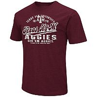 Men's Campus Heritage Texas A&M Aggies Statement Tee