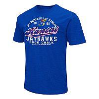 Men's Campus Heritage Kansas Jayhawks Statement Tee