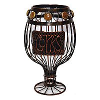 New View Metal Wine Cork Catcher Table Decor
