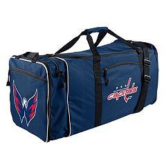 Washington Capitals Steal Duffel Bag