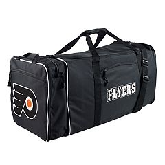 Philadelphia Flyers Steal Duffel Bag