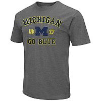 Men's Campus Heritage Michigan Wolverines Heritage Tee
