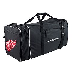 Detroit Red Wings Steal Duffel Bag