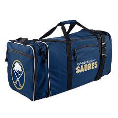 Buffalo Sabres Steal Duffel Bag