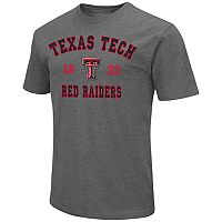 Men's Campus Heritage Texas Tech Red Raiders Heritage Tee
