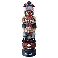Forever Collectibles New EnglandPatriots Tiki Figurine