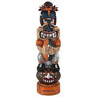 Forever Collectibles Denver Broncos Tiki Figurine
