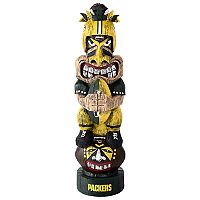 Forever Collectibles Green Bay Packers Tiki Figurine