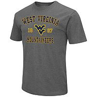 Men's Campus Heritage West Virginia Mountaineers Heritage Tee