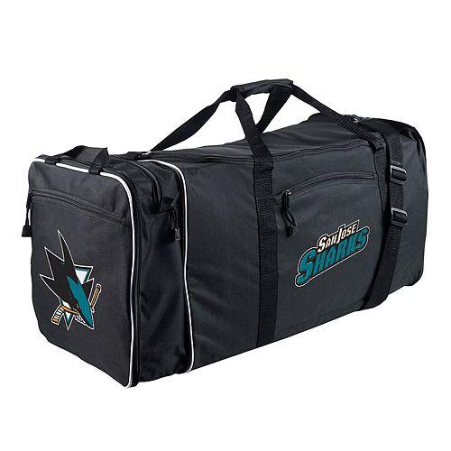 San Jose Sharks Steal Duffel Bag