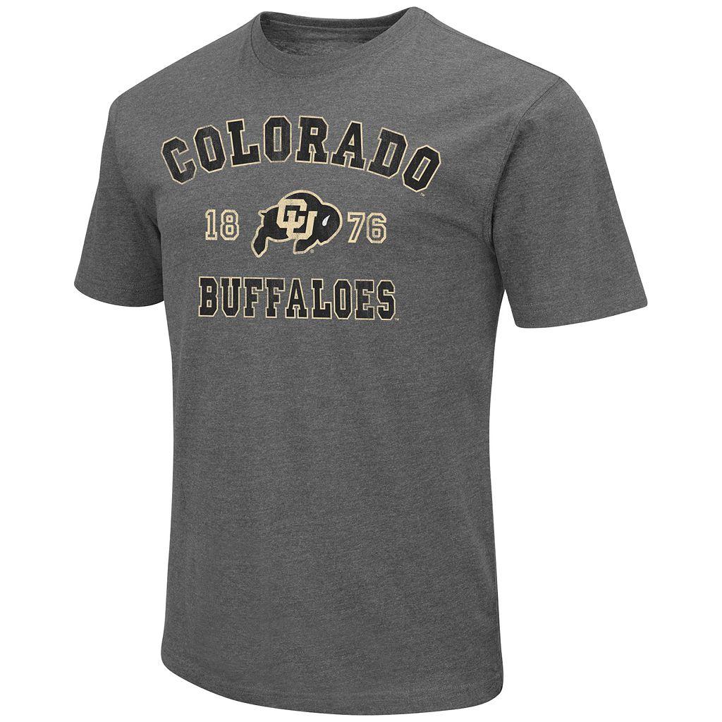 Men's Campus Heritage Colorado Buffaloes Heritage Tee