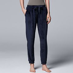 Women's Simply Vera Vera Wang Midnight Moon Jogger Pant