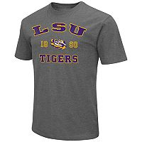 Men's Campus Heritage LSU Tigers Heritage Tee