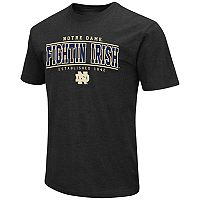Men's Campus Heritage Notre Dame Fighting Irish Established Tee