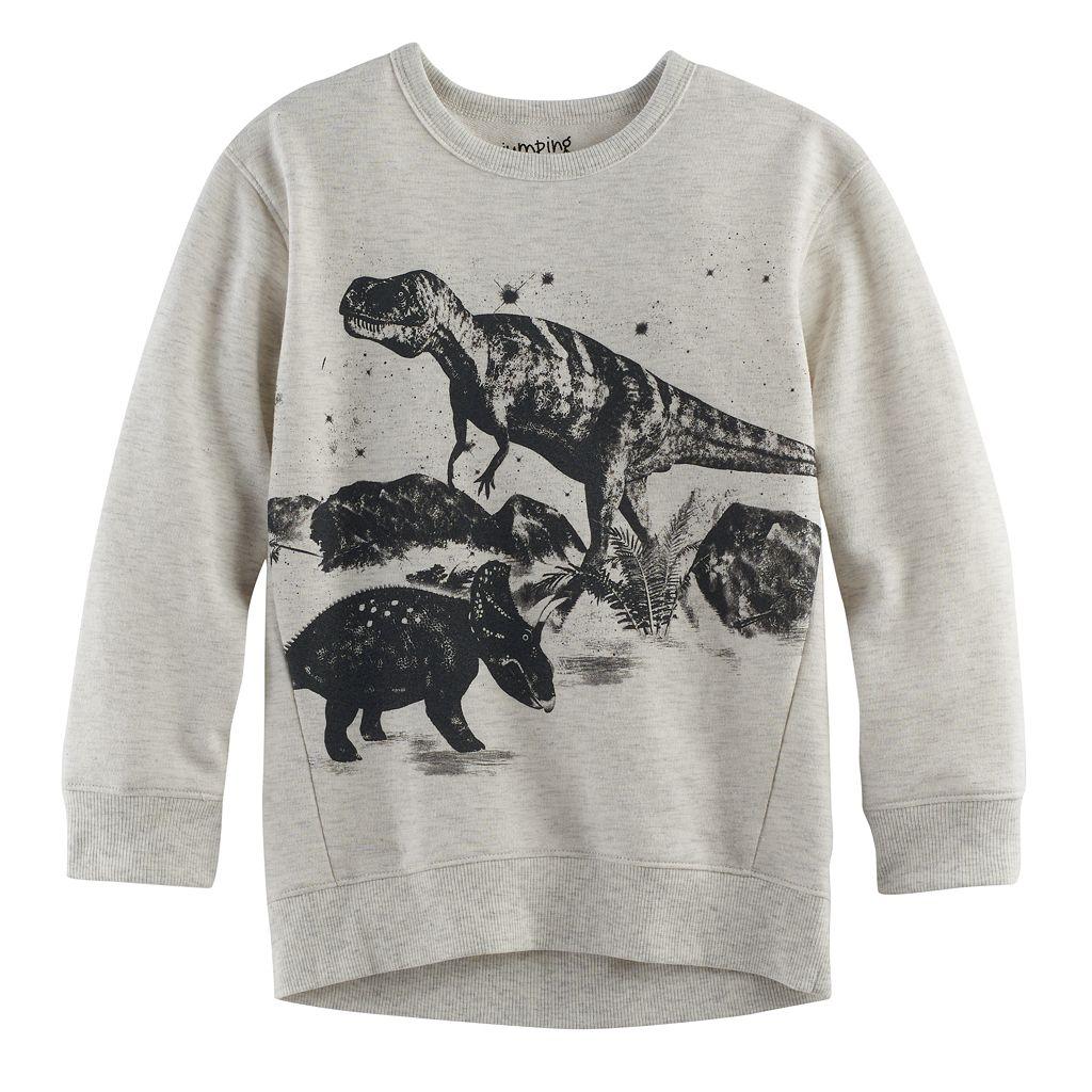 Boys 4-10 Jumping Beans® Pullover Graphic Sweatshirt