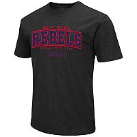 Men's Campus Heritage Ole Miss Rebels Established Tee
