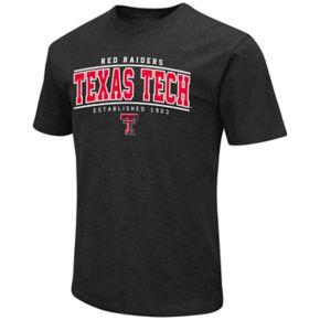 Men's Campus Heritage Texas Tech Red Raiders Established Tee