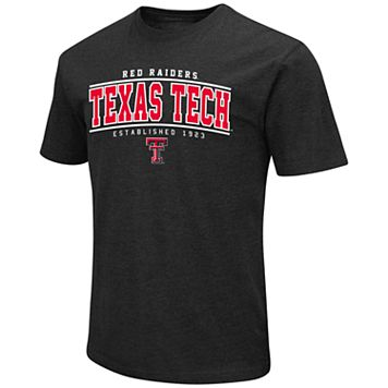 Men's Campus Heritage Texas Tech Red Raiders Established Tee