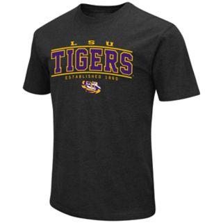 Men's Campus Heritage LSU Tigers Established Tee