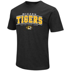 Men's Campus Heritage Missouri Tigers Established Tee