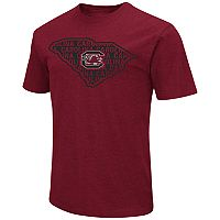 Men's Campus Heritage South Carolina Gamecocks State Tee