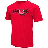 Men's Campus Heritage North Carolina State Wolfpack State Tee