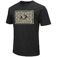 Men's Campus Heritage Colorado Buffaloes State Tee