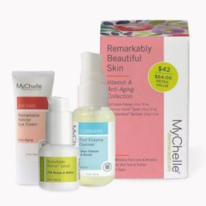 MyChelle Dermaceuticals Remarkably Beautiful Skin - Vitamin A Anti-Aging Set