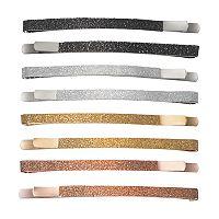 Glittery Bobby Pin Set