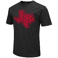 Men's Campus Heritage Texas Tech Red Raiders State Tee