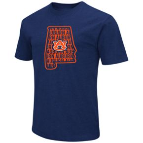 Men's Campus Heritage Auburn Tigers State Tee