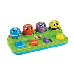 Fisher-Price Brilliant Basics Boppin' Activity Bugs!