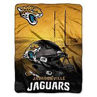 Jacksonville Jaguars Silk-Touch Throw Blanket
