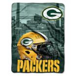 Green Bay Packers Silk-Touch Throw Blanket