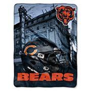 Chicago Bears Silk-Touch Throw Blanket