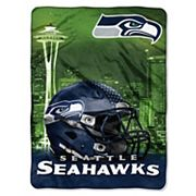 Seattle Seahawks Silk-Touch Throw Blanket