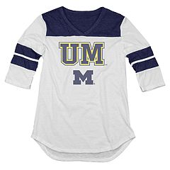 Women's Michigan Wolverines Fiery Tee