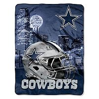 Dallas Cowboys Silk-Touch Throw Blanket