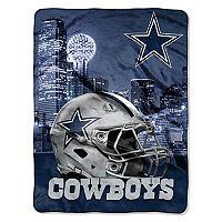 Dallas Cowboys Silk-Touch Throw Blanket