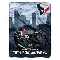 Houston Texans Silk-Touch Throw Blanket