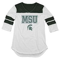 Women's Michigan State Spartans Fiery Tee